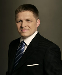 Prime Minister Robert Fico of Slovakia (Source: Government Office of the Slovak Republic)