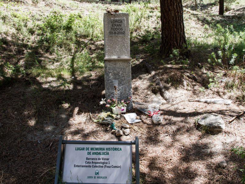 Monument to Federico García Lorca