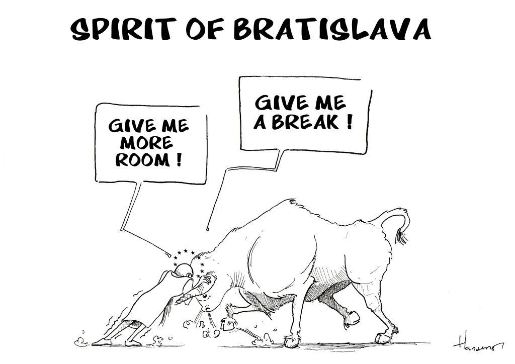 Bratislava Spirit