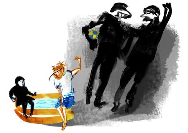 Illustration: Ira Polubesova