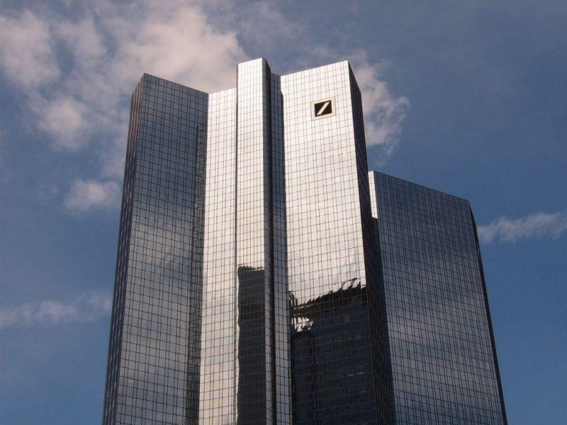Deutsche Bank Twin Towers, Frankfurt am Main (Germany)