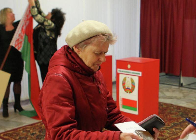 Belarusian voter