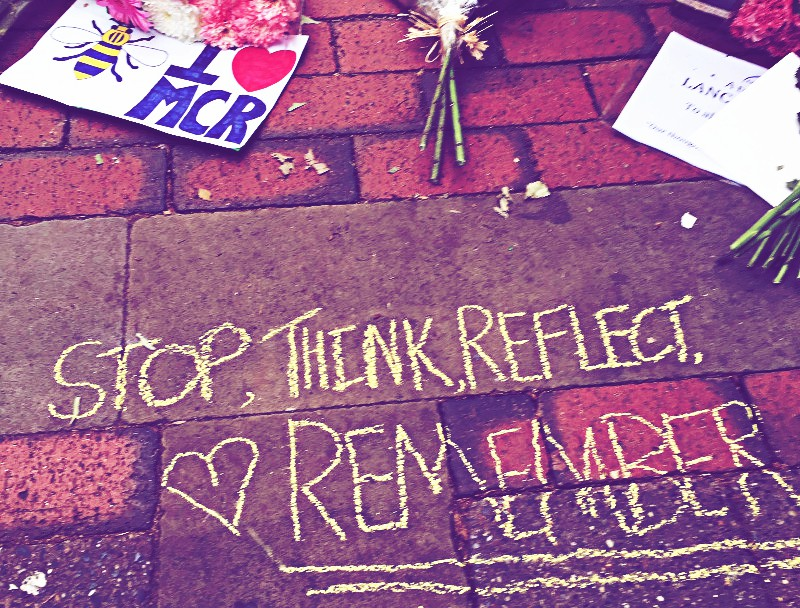 """Stop, think, reflect, remember"""