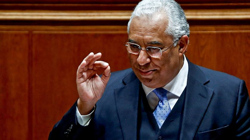 Portugal's Prime Minister António Costa