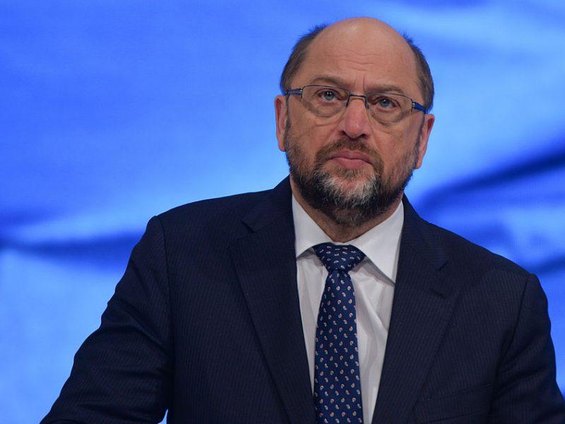 Martin Schulz in Berlin, 2015
