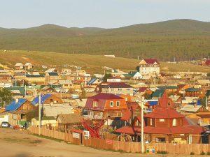 Khuzhir Village