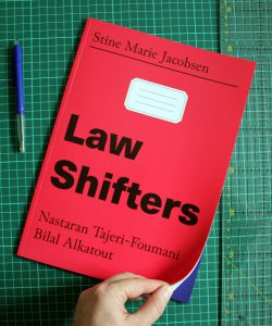 Law Shifters textbook
