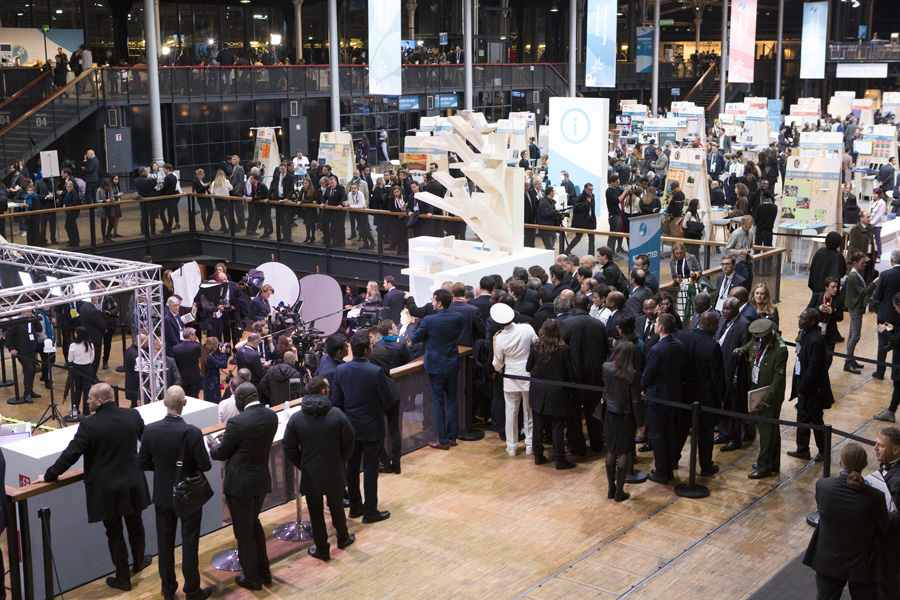 Paris Peace Forum, 11 November 2018