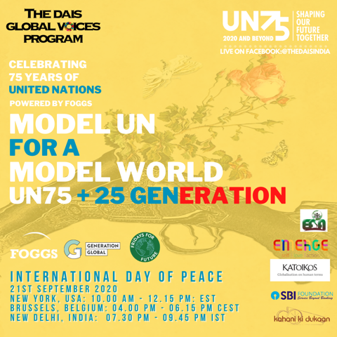 A Model UN for a Model World
