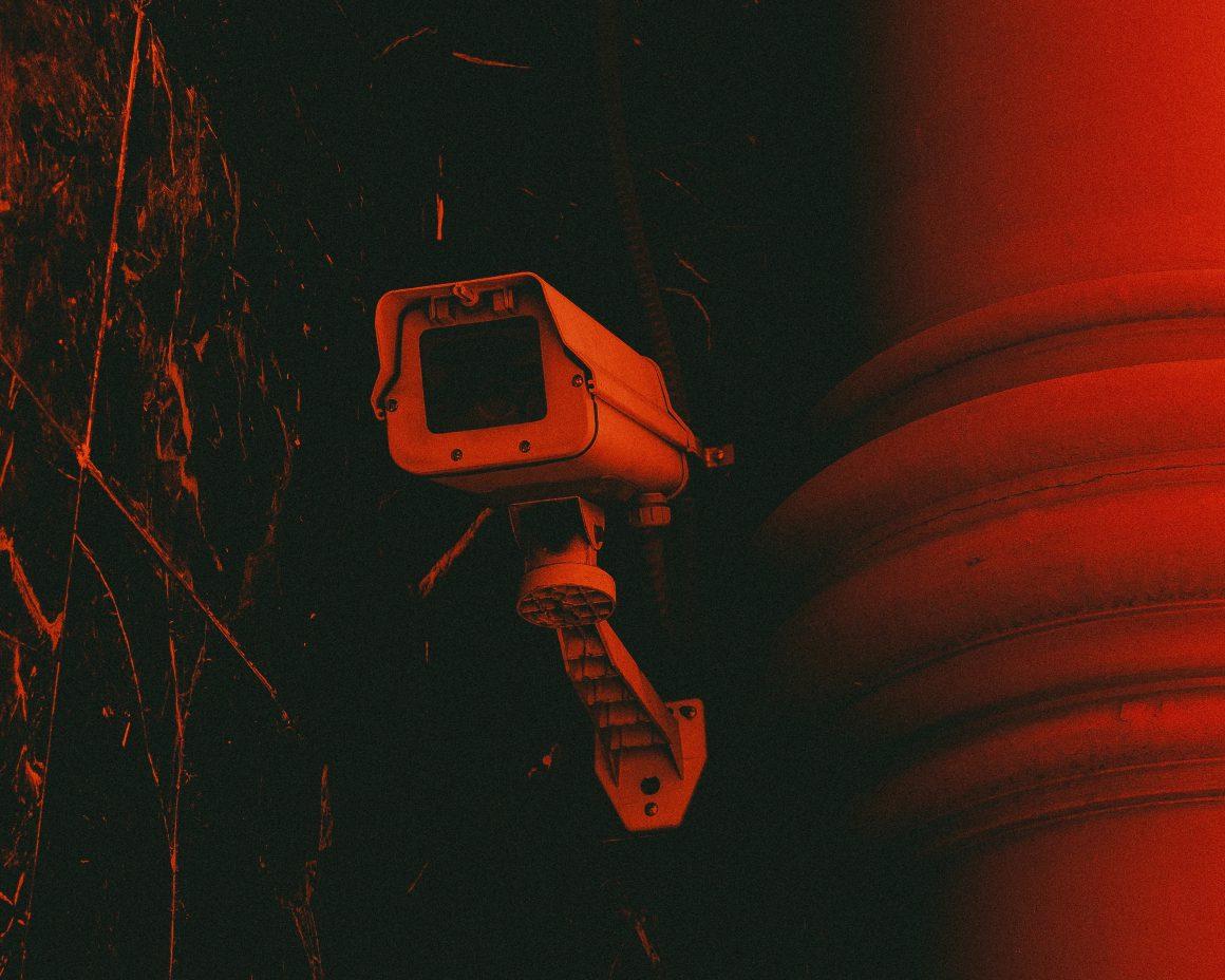 Surveillance camera gathering intelligence